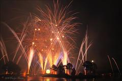 Happy New Year! (evelyng23) Tags: longexposure usa epcot holidays pentax florida fireworks illuminations sigma disney buenavista nd mickeymouse waltdisneyworld happynewyear reflectionsofearth aficionados 2015 baylake 1770mm illuminationsreflectionsofearth pentaxk5