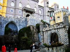 Un lugar de ensueo (tunante80) Tags: parque espaa costa portugal faro mar europa natural lisboa sintra oceano atlantico cabodaroca palaciodapena