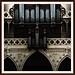 2 - Chalon-sur-Saône Cathédrale Saint-Vincent Orgue de tribune dans son décor de style géométrique