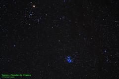 Taurus (Flavius Ivașca) Tags: taurus pleiades aldebaran hyades astrometrydotnet:status=solved astrometrydotnet:id=nova952157