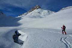 Lucomagno - Canali di Lareccio 2230m - Pizzo Colombe (Photo by Lele) Tags: del ticino tramonto valle neve di sole svizzera inverno dicembre montagna 2014 ghiacciaio canali lucomagno blenio adula 2230m lareccio