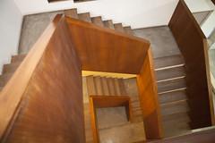UAH. Convento de los Trinitarios. Escalera (UAHes) Tags: franklin escalera convento instituto alcal uah trinitarios ielat campushistrico