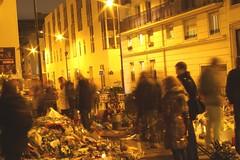 Je suis Charlie hebdo (place de la liberté d'expression)  10 rue Nicolas Appert 75011 Paris (Moutrecords) Tags: paris expression charlie liberté hommage je suis presse attentat hebdo