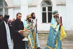 11. Крестный ход на Покров 1995 г