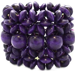Glimpse of Malibu Purple Bracelet P9613-3