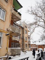 / Apartment block (svraskin_k) Tags: old city building architecture russia soviet russian      nizhniynovgorod  micro43 panasoniclumix14mm olympusomdem1