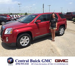 #HappyBirthday to Kristen from Brian Romine at Central Buick GMC! (centralbuickgmc) Tags: birthday new chevrolet car sedan truck wagon happy buick gm nissan south central ak used vehicles toyota bday arkansas van minivan scion suv coupe gmc dealership shoutouts hatchback dealer customers jonesboro 4dr 2dr preowned