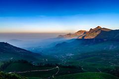 An early morning at the tea estate (Nagesh Kamath) Tags: sunrise haze estate tea earlymorning hills greenery munnar teaestate clubmahindra kolukkumalai nikond600 sigma240700mmf28 clubmahindramunnar