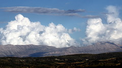 turkish landscape (10) (kexi) Tags: blue sky white mountains clouds canon turkey landscape may sunny paysage turkish 2015 instantfave