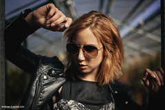 Beyond the Surface (Andreas-Joachim Lins Photography) Tags: portrait cute sexy girl beautiful beauty fashion glasses pretty vogue mode glas glamourandreasjoachimlinsfashionglamourbeautifulbeautycutefemalegirlmodeportraitprettysexyvoguewomanyoung