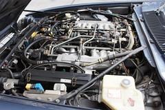 Engine bay (Pim Stouten) Tags: auto car restore vehicle jag restoration xjs jaguar macchina coup restauratie wagen pkw vhicule