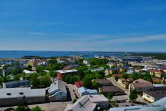 y_Hanko_2 (Paivi Hannele) Tags: sea building landscape hanko meri luonto ranta thisisfinland pitsihuvila ourfinland visithanko