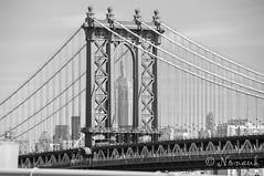 manhantan bridge (Nonauk) Tags: newyork manhattanbridge pont pontdemanhattan