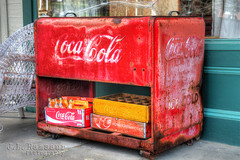 Vintage Coca-Cola Cooler (J.L. Ramsaur Photography) Tags: rural vintage photography photo nikon charlotte antique tennessee coke pic photograph americana cokebottle cocacola thesouth hdr ruralamerica cokecooler 2016 beautifuldecay smalltownamerica photomatix bracketed middletennessee cocacolabottle ruraltennessee hdrphotomatix fadingamerica hdrimaging dicksoncounty vanishingamerica charlottetennessee oldandbeautiful ibeauty historyisallaroundus cokecrate hdraddicted cocacolacrate tennesseephotographer cocacolacooler southernphotography screamofthephotographer hdrvillage cocacolabottlingworks charlottetn jlrphotography photographyforgod worldhdr tennesseehdr vintagecocacolacooler d7200 hdrrighthererightnow cocacolascript engineerswithcameras hdrworlds jlramsaurphotography nikond7200 americanrelics itsaretroworldafterall