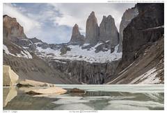 Da 11. Lago (GonzaloMMD) Tags: chile mountain torresdelpaine montaa cl torresdepaine regindemagallanesydelaantrticachilena regindemagallanesydelaan
