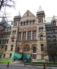 Old City Hall - I  (1899) (cohodas208c) Tags: toronto architecture architect queenstreet romanesquerevival oldcityhall richardsonianromanesque 1899 edwardjameslennox