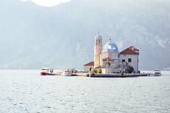 welcome to Montenegro (marin.tomic) Tags: travel sea summer vacation holiday mountains island boat nikon europe mediterranean waves chapel insel balkans adriatic montenegro balkan kotor perast bokakotorska crnagora d90 bayofkotor