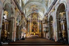 Annakirche - Wien (Txulalai) Tags: vienna wien travel church austria cathedral sony catedral iglesia kirche viena barroco annakirche sonyalpha6000 sonya6000 sonyilce6000