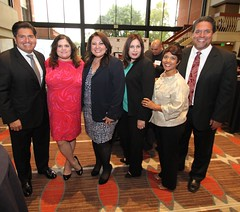 Hispanic Lifestyle Reception for 2016 Outstanding Companies/Organizations for Women