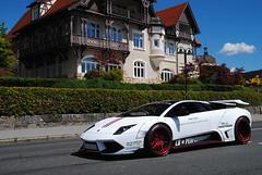 Lamborghini Murcilago LP640 Liberty Walk Widebody (MarcoT1) Tags: liberty austria sterreich am nikon walk lamborghini murcilago widebody velden wrthersee lp640 d3000 sportwagenfestival