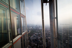 The view from the Shard, London, United Kingdom (monsieur I) Tags: city greatbritain england building london architecture europa europe cityscape view unitedkingdom renzopiano highest citytrip theshard monsieuri shardview