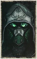 The Elder Scrolls V: Skyrim - Life Size Female Celes Nightingale Mask Free Papercraft Download (PapercraftSquare) Tags: mask cosplay lifesize nightingale theelderscrolls skyrim theelderscrollsvskyrim