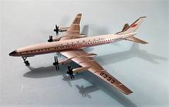 AEROFLOT TU114 (chaya760 aka Kristian Sagia) Tags: miniature model aviation airline 1500 scalemodel diecast avaition