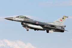 91-0010_F-16CFightingFalcon_TurkishAF_KYA (Tony Osborne - Rotorfocus) Tags: turkey force martin exercise general eagle air f16 tai falcon fighting lockheed viper dynamics turkish konya anatolian 2016 f16c thk ae2016
