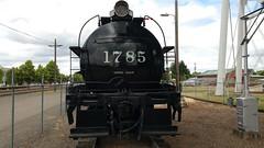 SP1785-3 (Daddy Ogre) Tags: oregon pacific steam southern locomotive woodburn mogul