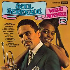 Willie Mitchell - Soul serenade (oopswhoops) Tags: album vinyl soul funk instrumental rhythmandblues