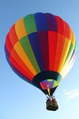 IMG_1620 (thehachland) Tags: sunset fire flames balloon hotairballoons ballstonspa saratogacounty saratogacountyfairgrounds saratogaballoonandcraft