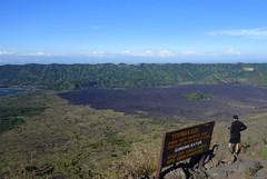 DSC02590 (Peripatete) Tags: bali mountains nature sunrise landscape volcano mount monkeys batur