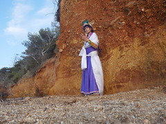 Shooting Sinbad - Magi, the Labyrinth of Magic - Giens - 2016-06-03- P1410809 (styeb) Tags: shooting sinbad magithelabyrinthofmagic giens presquile 2016 juin 03 mer tombee nuit madrague reserve naturelle