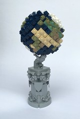 Atlas (Miro78) Tags: greek lego earth atlas mythology