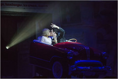 """Grease"" (luigimaffettone59) Tags: teatro napoli scena bellini politeama spettacoli attori ntf sannazaro palapartenope"