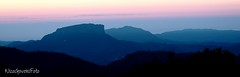 explore Bismantova (Nico Govoni) Tags: travel blue light sunset italy mountain holiday contrast canon soft emilia explore 6d bismantova