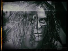 In Pane (barpilot) Tags: zombie waking dead glass mono cbs photography barpilot images d700