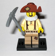 lego 71007 8 prospector minifigure series 12 2014 (tjparkside) Tags: 2 6 man game guy girl strange piggy 1 pig video emily lego wizard 5 space 14 4 goddess 8 battle mini 11 spooky pizza suit figure delivery warrior series 16 12 pick 13 figures hun miner twelve prospector minifigure 2014 swashbuckler minifigures 71007