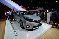 Toyota Carolla by Alexandre Herchcovitch (KatiaUK) Tags: car brasil toyota d300 carolla alexandreherchcovitch salãodoautomóveldesãopaulo2014