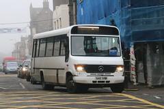 Ross, Struy X42SRM (busmanscotland) Tags: ross beaver mercedesbenz srm vario beauly minibuses plaxton x42 struy o814 x42srm