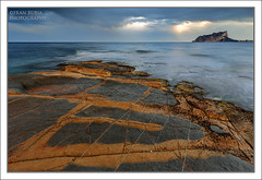 CALA BALADRAR (FRAN RUBIA) Tags: playa alicante cala calabaladrar baladrar franrubia