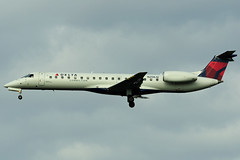 N258JQ (Steelhead 2010) Tags: yyz embraer erj deltaconnection chautauquaairlines n258jq nreg