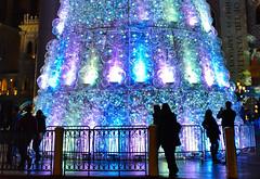 Christmas on the Las Vegas Strip
