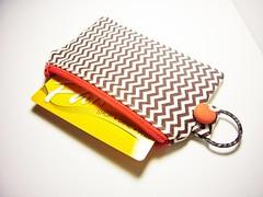 P1340338a4 (almondtree.etsy) Tags: stitch handmade sewing storage fabric purse markers wristlet zippurse cardpurse lanyardpurse