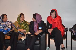 IVLP: Afghan Women Journalists Visit QPTV