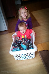 Preparing for sleds (Daniel Kulinski) Tags: family girls baby fun for europe image daniel cellphone cell daughters galaxy 1977 sleds preparing s5 cellphonesamsung kulinski daniel1977 danielkulinski galaxys5