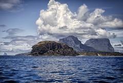 Lord Howe Island, Northern Groups (Iksana Imagery) Tags: lordhoweisland admiraltyisland ballspyramid roachisland