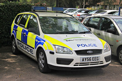 Suffolk Police Ford Focus Estate Incident Response Vehicle (PFB-999) Tags: ford car suffolk focus panda force estate police headquarters vehicle leds hq irv beacons incident grilles response unit lightbar constabulary rotators fendoffs ay56eeg