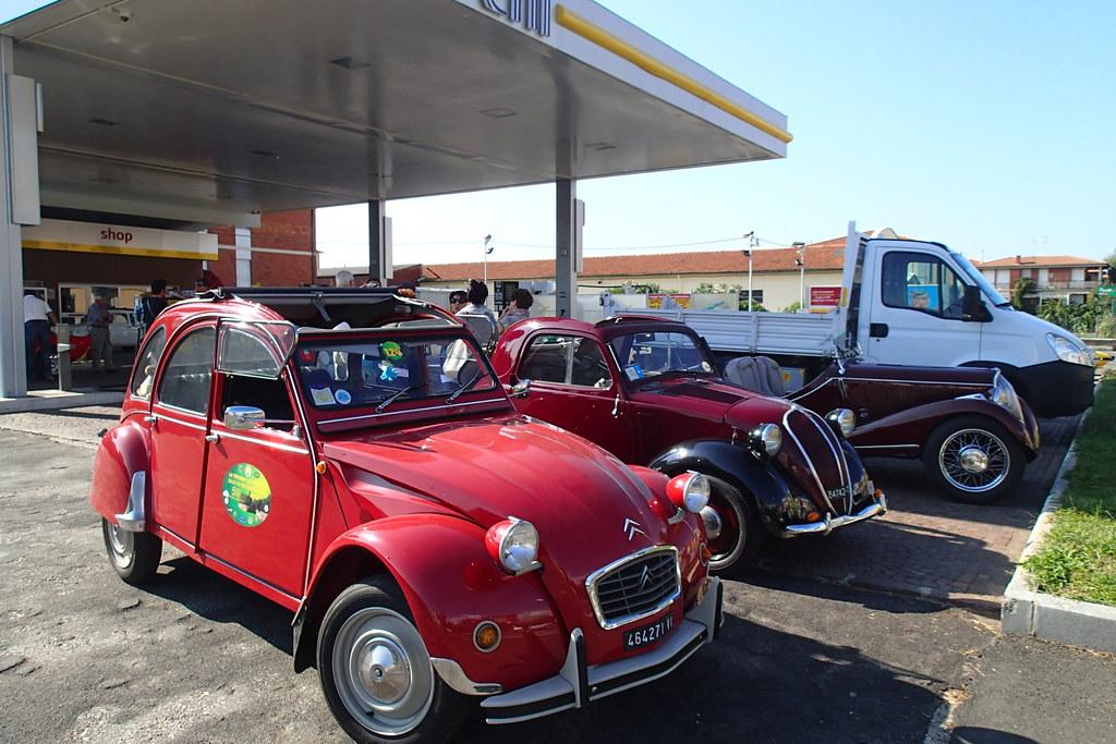Auto convivium San Vincenzo 2014