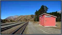 Classic Cass (kmacnz) Tags: newzealand railway southisland remote cass midlandline